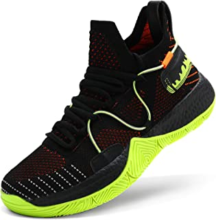 ASHION 儿童篮球鞋男孩运动鞋女孩运动鞋舒适篮球鞋(小童/大童款)