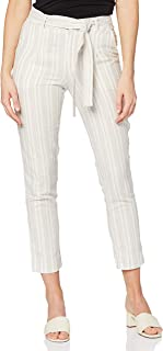 Joe Browns 女式自然条纹长裤