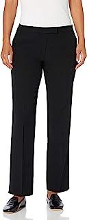 Kasper 女式加大码前标签长裤