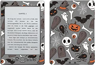 'Disagu SF 103567 1213 亚马逊 Kindle 4 电子阅读器设计皮肤 - 图案清晰万圣节 - Design 05