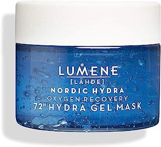 Lumene 优姿婷 Nordic Hydra [Lähde] 氧气修复 72H Hydra 凝胶面膜 150ml