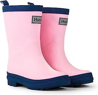 Hatley 中性儿童经典雨靴 经典橡胶靴