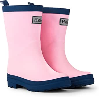 Hatley 中性款 儿童 经典雨靴 经典橡胶靴
