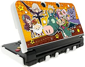 Snack world new NINTENDO 3DS * 定制硬套-Variation_P