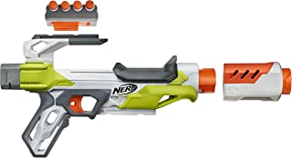 Hasbro 孩之宝 B4618EU6 – N-Strike Modulus Ion-Fire 紧凑型玩具爆能枪