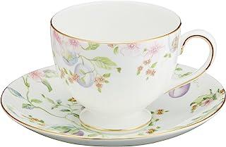 Wedgwood 茶杯茶碟套装 Sweet Plum甜蜜梅果系列 李子