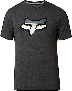 Fox 中性款 Head Strike Ss Tech T 恤 石楠黑色 Head Strike Ss Tech T 恤 麻灰色 黑色