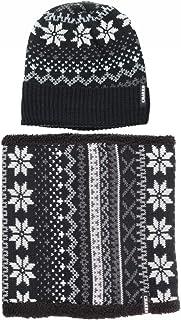 CHARRO 中性款 18870 冬季配件套装,灰色,均码