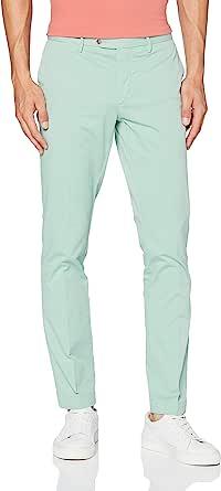 Hackett London 男式 Core Kensington 长裤
