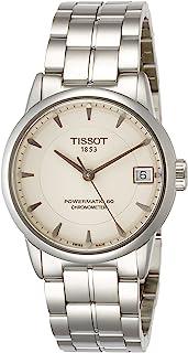 [天梭]TISSOT 腕表 LUXURY POWERMATIC 80 LADY COSC 机械式自动上弦 T0862081126100 女士 【正规进口商品】