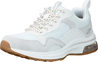 Skechers Bobs Pulse Air-Mesh 女士麂皮鞋面