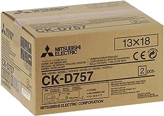 Mitsubishi CK-D757 13X18 喷墨打印纸