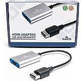 世嘉 Dreamcast HDMI 转换器 - 适用于世嘉梦想演播的简单即插即用HDMI转换器 - Kaico 出品…