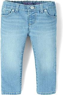 The Children's Place 女童婴幼儿基本款超紧身牛仔裤