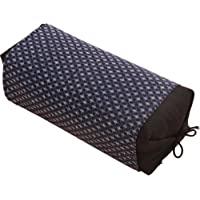 IRIS PLAZA 枕头 含荞麦花、国产茶叶 抗菌 男人的荞麦枕 高度可调节 40×20厘米 带枕套