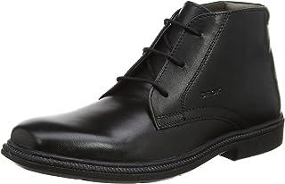 Geox 儿童 JR Federico 5 及踝靴