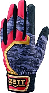 ZETT 棒球 击球手套 / 守备手套 男女通用 少年用 单手用 右手/左手用 BG117JD