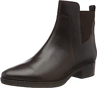 Geox 女式 D Felicity G 踝靴