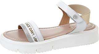 GIOSEPPO 女童 Thann 平底凉鞋