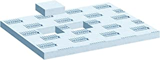 LUX ELEMENTS LTUBE11811 TUB-UR 1000 / 800 底部元件,蓝色,100 x 80厘米