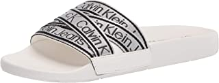 Calvin Klein 女士 Atwyn 拖鞋
