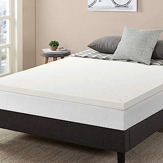 Best Price 床垫 2 英寸*泡沫床垫,配有绿茶冷却垫 白色 Short Queen BPP-MFT-2SQ