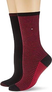 Tommy Hilfiger 汤米·希尔费格 女式袜子(2 双装)