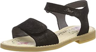 PRIMIGI 女童 PFD 34396 皮带凉鞋