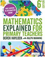 Mathematics Explained for Primary Teachers (English Edition)