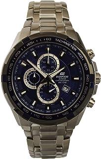 Casio 卡西欧 EF-539D-2AV Edifice 不锈钢计时测速仪运动手表