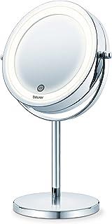 Beurer BS 55 化妆镜 金属材质/镀铬,20.5 x 31.5 x 13.4cm