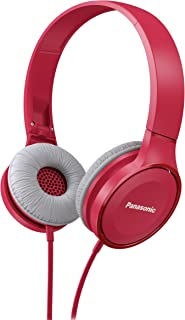 Panasonic Best In Class Over-The-Ear Stereo Headphones RP-HF100M-A (Blue)