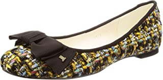 LANVIN en Bleu 丝带主题浅口鞋 女士 2028