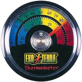 Exo Terra 温度计、摄氏和华氏温度