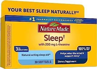 Nature Made 天然助睡剂,30粒软胶囊