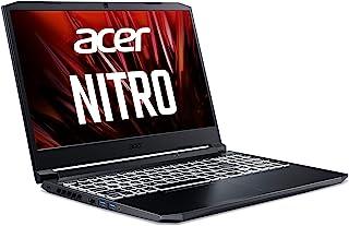 Acer 宏碁 Nitro 5 AN515-57 15.6英寸游戏笔记本电脑 - (英特尔酷睿 i5-11400H,8GB,512GB SSD,NVIDIA RTX 3050Ti,全高清144Hz,Windows 10,黑色
