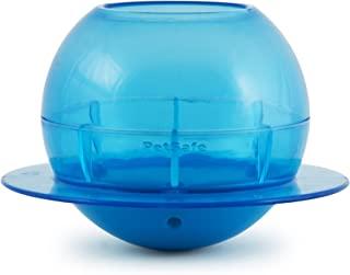 petsafe Snack Ball , 饲料球适用于猫和小猫 , 猫玩具蓝色 , 对抗超重 , 交互式适用于多健身 , 适用于干粮和泄漏 erlies 蓝色