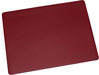 Läufer 32704 Matton 书桌垫 49 x 70 厘米,红色,防滑写字垫,书写舒适,背面高品质无纺布