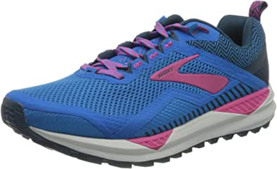 Brooks Cascadia 14 女士跑步鞋