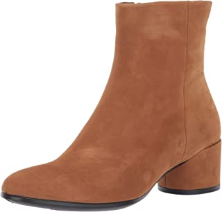ECCO 爱步 女士Shape 35 Mod Block踝靴