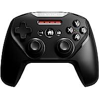 SteelSeries Nimbus+ 无线游戏控制器 - 可充电 - 适用于 iPhone、iPad、iPod 和 A…
