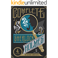 The Complete Sherlock Holmes: Volumes 1-4 (The Heirloom Coll…