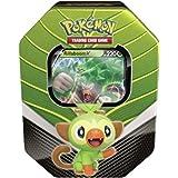 2021 Pokemon Galar Partners Euro Rillaboom V 锡盒