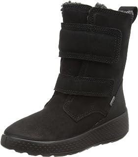 ECCO 爱步 Ukiuk 女童雪地靴