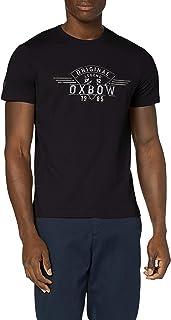 OXBOW M2tannat 男士T恤 L 黑色