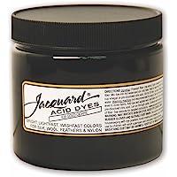用于羊毛、丝绸和其他蛋白质纤维的提花酸染料,8 盎司罐装,浓缩粉,金色赭石色 636