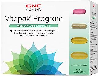 GNC 健安喜 Vitapak 计划 - 更年期支持