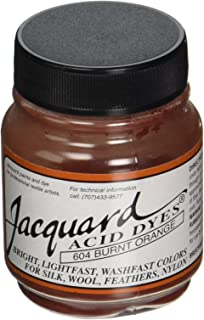 Jacquard Acid Dyes 覆盖 多种颜色 橙色 每个 FBA_JAC1604