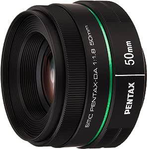 Pentax DA 镜头适用于宾得数码单反相机。22177 镜片 黑色