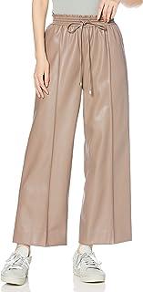 Snidel 简易直筒裤 SWFP204124 女士